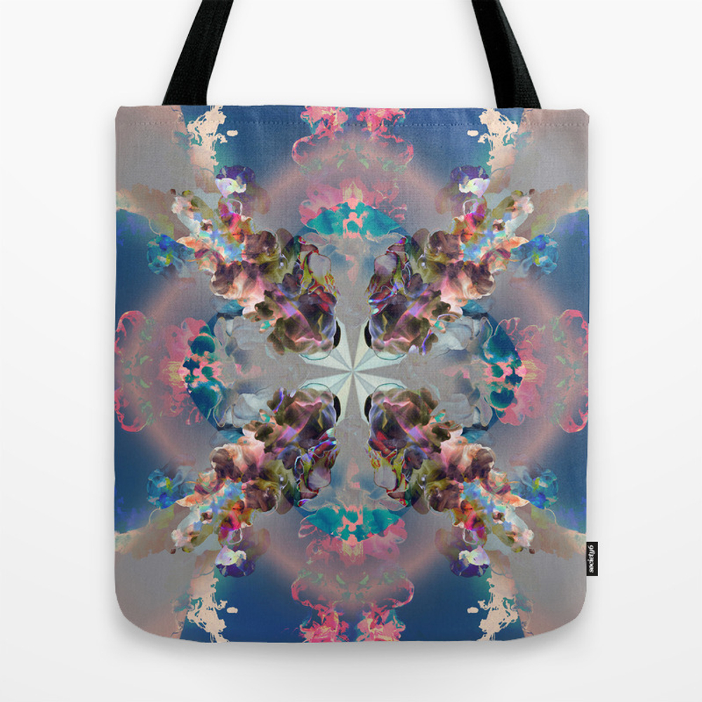 Project 71.157 - Abstract Photo-montage Tote Purse by R_sp_c (TBG9764407) photo