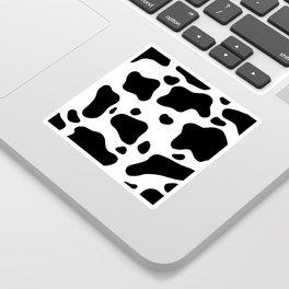 Cow Hide Sticker