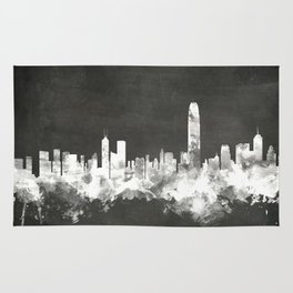 Hong Kong Skyline Rug