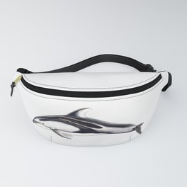 Pacific white-sided dolphin Fanny Pack