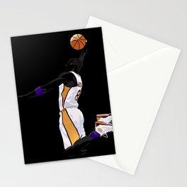 LA Sports Icon #8 Stationery Cards