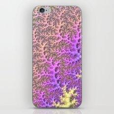 Neon Fractal iPhone & iPod Skin