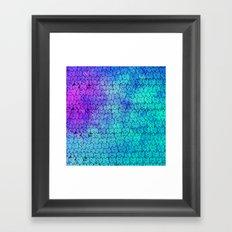 cat-271 Framed Art Print