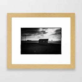 Clontarf Seafront_021 Framed Art Print