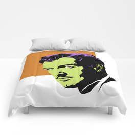 Vincent Price (Colour) Comforters