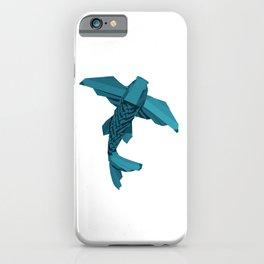 Origami Koi iPhone Case