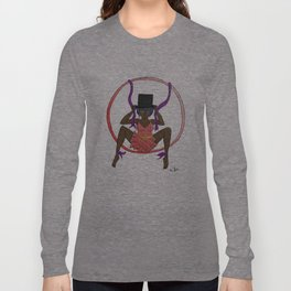 Step Right Up Folks Long Sleeve T-shirt