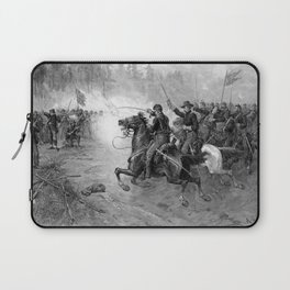Union Cavalry Charge Laptop Sleeve