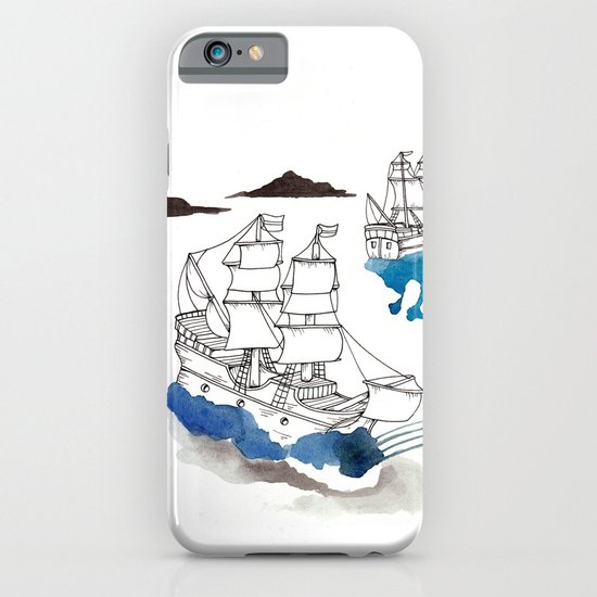 Two Lives iPhone & iPod Case