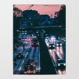 Tokyo trafic Poster