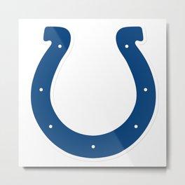 Colts Indianapolis Metal Print