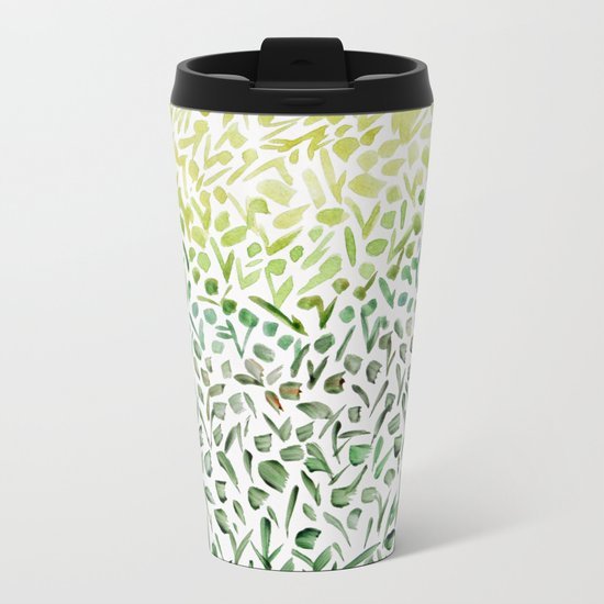 Fresh Cut Metal Travel Mug