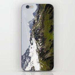 Vernal Cloud iPhone Skin