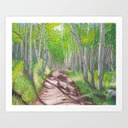 TAFAC.net Portal Painting Art Print