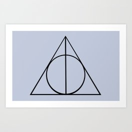 The Three Brothers Art Print