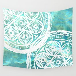 swimmingly Wall Tapestry