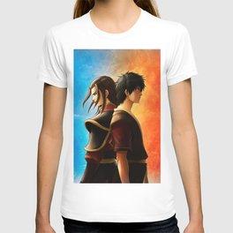 Azula and Zuko T-shirt