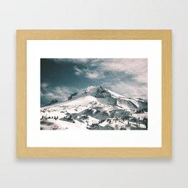 Mount Hood IV Framed Art Print