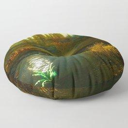 Landscape of Skyrim Floor Pillow