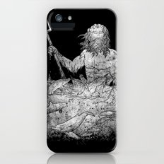 PROTECT THE SEA iPhone (5, 5s) Slim Case