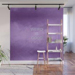 The OA - Weird is Good (T-Shirt) Wall Mural