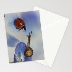 Very nice to meet you! Stationery Cards