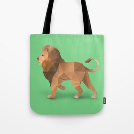 Lion. Tote Bag
