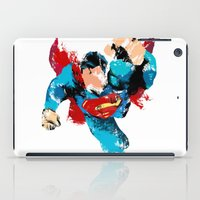 hero iPad Cases featuring HERO by ALmighty1080