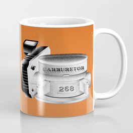 Carburetor Coffee Mug