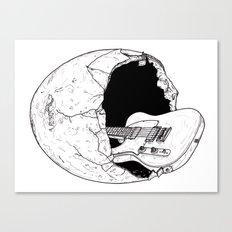 Machine Myth Canvas Print