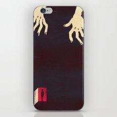 Hello Darkness My Old Friend iPhone Skin