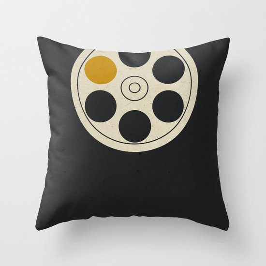 Dirty Harry Throw Pillow