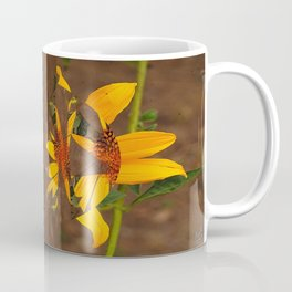 The Planet of the Yellow Flowers 02 Coffee Mug