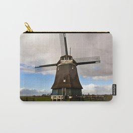 Traditional Dutch Windmill Carry-All Pouch