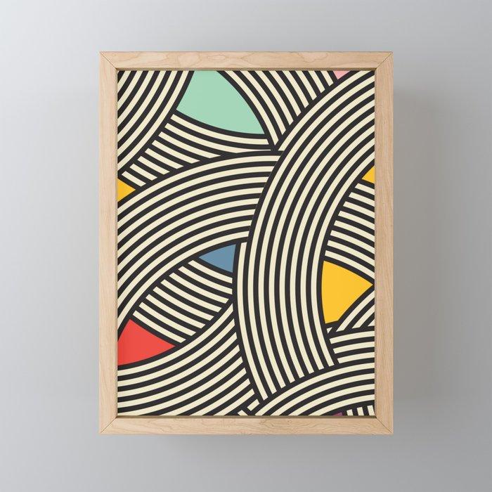 Modern Art Color Rectangles