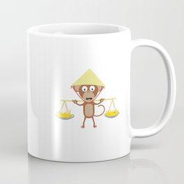 Vietnamese monkey Coffee Mug