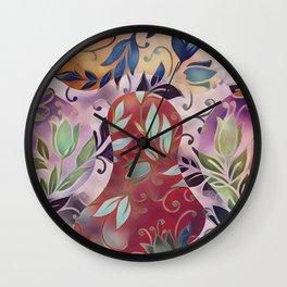 Singing Hallelujah Wall Clock