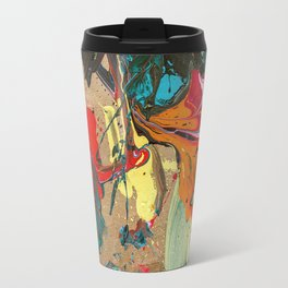 Daylily Travel Mug