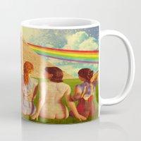 floyd Mugs featuring Floyd by Rittsu
