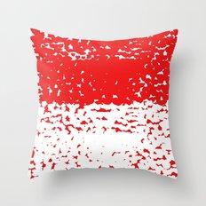 SEA OF HEARTS Throw Pillow