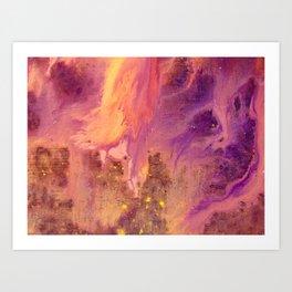 Liquid #2 Art Print