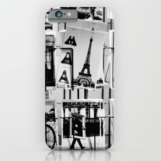 from Paris with love iPhone & iPod Case