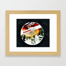 Change Your Life Framed Art Print