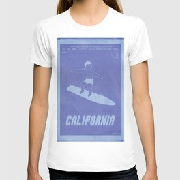 Retrogaming - California games T-shirt