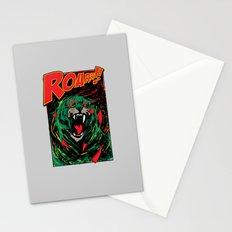 Cringer Roar Stationery Cards