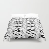 boob Duvet Covers featuring Sit and Vase by Lé Boob