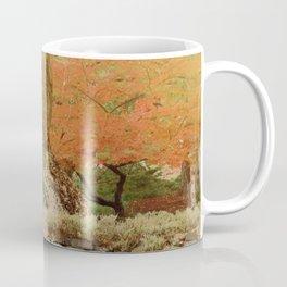Serenity Prayer Autumn Harmony Coffee Mug