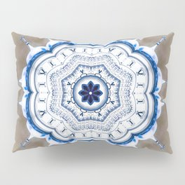 Kremlin Inspired Mandala Pillow Sham