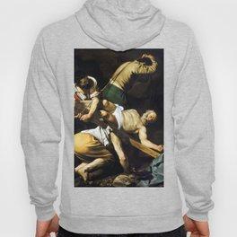 Caravaggio Crucifixion of Saint Peter Hoody