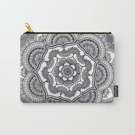 Spring Lotus Carry-All Pouch